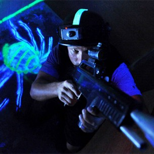 Laser Tag Experience