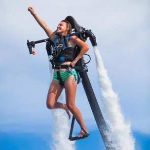 FlyBoard or Water Jetpack
